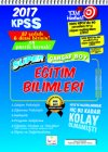 Pratik Kaynak Yayınları Süper KPSS 2017 Eğitim Bilimleri Ders Notları