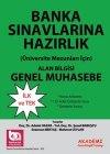 Akademi Yayınları Banka Sınavlarına Hazırlık Alan Bilgisi - Muhasebe