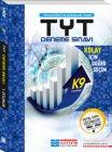 Evrensel İletişim Yayınları YKS TYT 1. Oturum K9 Başlangıç Seviye Video Çözümlü Deneme Sınavı