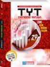 Evrensel İletişim Yayınları YKS TYT 1. Oturum Z9 İleri Seviye Video Çözümlü Deneme Sınavı