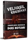 RY Rektör Yayınları Velhasıl Edebiyat Sınavlara Hazırlık Ders Notları