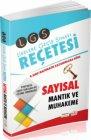 Editör Yayınları LGS Reçetesi Sayısal ve Mantık Muhakeme