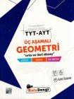Kafa Dengi Yayınları TYT AYT Geometri Üç Aşamalı Orta ve İleri Düzey