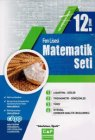 Çap Yayınları 12. Sınıf Fen Lisesi Matematik Seti
