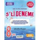 Okyanus Yayınları 8. Sınıf 5 Li Deneme