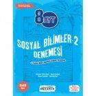 Okyanus Yayınları AYT Sosyal Bilimler 2 8x40 Denemeleri