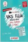 Eksen Yayıncılık YKS Kafadengi Olmazsa Olmaz Fizik Soru Bankası 2. Kitap