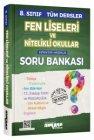 Ankara Yayıncılık 8. Sınıf Tüm Dersler Fen Liseleri ve Nitelikli Okullar Soru Bankası