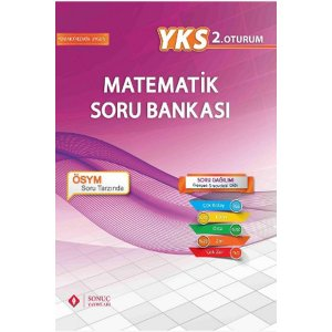 Sonuç Yayınları YKS 2. Oturum Matematik Soru Bankası