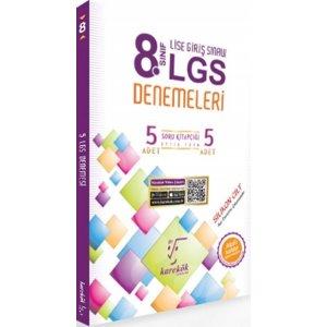 Karekök Yayınları 8. Sınıf LGS Denemeleri