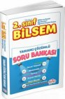 Editör Yayınları 2. Sınıf Bilsem Tamamı Çözümlü Soru Bankası