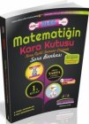 İnformal Yayınları ALES Matematiğin Kara Kutusu Konu Özetli Tamamı Çözümlü Soru Bankası 1. Kitap