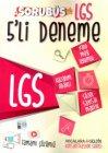 Hocalara Geldik LGS Sorubüs 5li Deneme Konsantrasyon Serisi