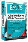 Yargı Yayınları EKYS MEB Okul Müdür ve Müdür Yardımcılığı Hazırlık Kılavuzu