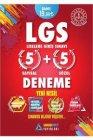 Sıradışıanaliz Yayınları LGS 5 Deneme