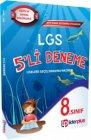 Lider Plus Yayınları 8. Sınıf LGS 5 li Deneme