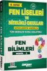 Ankara Yayıncılık 8. Sınıf Fen Bilimleri Fen Liseleri ve Nitelikli Okullar Konu Anlatımlı Modül 3