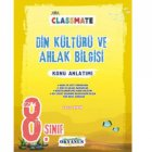 Okyanus Yayınları 8. Sınıf Classmate Din Kültürü Ve Ahlak Bilgisi Konu Anlatımı
