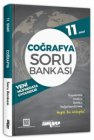 Ankara Yayıncılık 11. Sınıf Coğrafya Soru Bankası