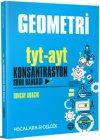 Hocalara Geldik TYT AYT Geometri Konsantrasyon Soru Bankası
