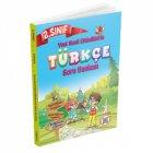 Bilgiseli Yayınları 2.Sınıf Yeni Nesil Etkinliklerle Türkçe Soru Bankası