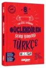 Ankara Yayıncılık 8. Sınıf Türkçe Güçlendiren Soru Bankası