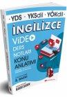 Benim Hocam Yayınları YDS YKSDİL YÖKDİL Video Ders Notları