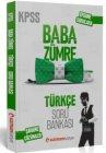 Uzman Kariyer Yayınları 2020 KPSS Baba Zümre Türkçe Soru Bankası