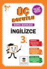 Zeka Küpü Yayınları 3. Sınıf İngilizce Üç Boyutlu Soru Bankası