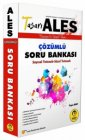 Tasarı Yayınları 2020 ALES Çözümlü Soru Bankası