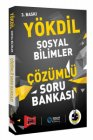 Yargı Yayınları YÖKDİL Sosyal Bilimler Çözümlü Soru Bankası (3. Baskı)
