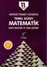 Karekök Yayınları 11. Sınıf Temel Düzey Matematik