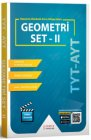 Sonuç Derece Yayınları TYT AYT Geometri Modüler Set II