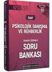 Pegem Yayınları 2020 ÖABT Psikolojik Danışma ve Rehberlik Soru Bankası