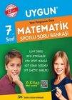 Sadık Uygun Yayınları 7. Sınıf Matematik Spotlu Soru Bankası