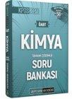 Pegem Yayınları 2020 ÖABT Kimya Tamamı Çözümlü Soru Bankası