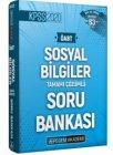 Pegem Yayınları 2020 ÖABT Sosyal Bilgiler Tamamı Çözümlü Soru Bankası