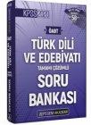 Pegem Yayınları 2020 ÖABT Türk Dili ve Edebiyatı Tamamı Çözümlü Soru Bankası