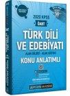 Pegem Yayınları 2020 ÖABT Türk Dili ve Edebiyatı Video Destekli Konu Anlatımlı
