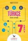 Limit Yayınları 7. Sınıf Türkçe Soru Kitabı