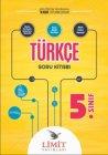 Limit Yayınları 5. Sınıf Türkçe Soru Kitabı