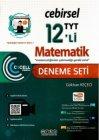 Merkez Yayınları TYT Matematik Cebirsel 12 li Deneme Seti