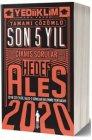 Yediiklim Yayınları 2020 ALES Son 5 Yıl Tamamı Çözümlü Çıkmış Sorular