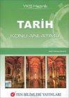 Fen Bilimleri Yayıncılık TYT AYT Tarih Konu Anlatım