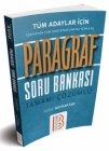 Benim Hocam Yayınları 2020 Tüm Adaylar İçin Paragraf Tamamı Çözümlü Soru Bankası