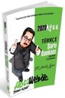 HocaWebde Yayınları 2020 KPSS Türkçe Soru Bankası
