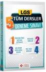 Sonuç Yayınları LGS Tüm Dersler 5 li Deneme Sınavı