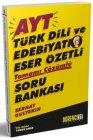 Öğrenci İşi Yayınları AYT Edebiyat Eser İçerikli Soru Bankası