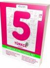 Bilfen Yayıncılık 5. Sınıf Türkçe Konu Anlatımlı Fasikül Set