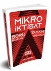 Benim Hocam Yayınları KPSS A Grubu Mikro İktisat Tamamı Çözümlü Soru Bankası